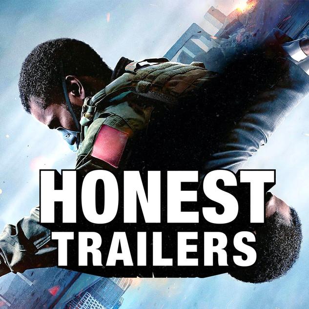 Tenet Honest Trailer