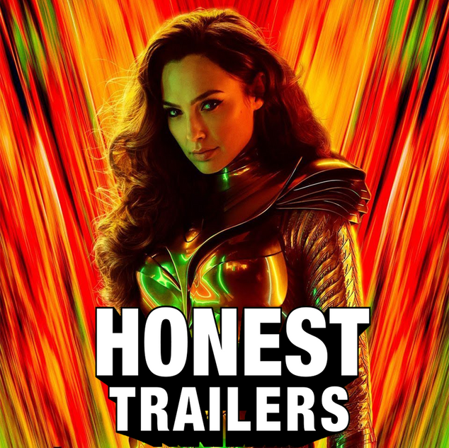 Wonder Woman 1984 Honest Trailer