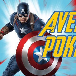 Avengers Pokérap