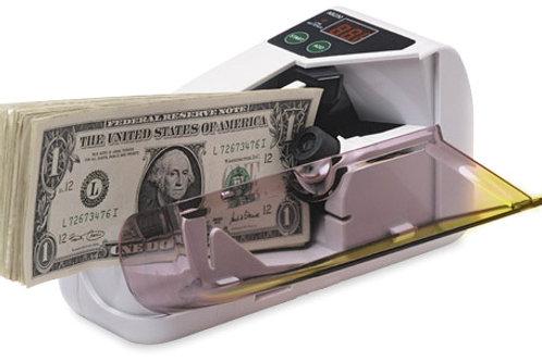 Hand Held Money Counter