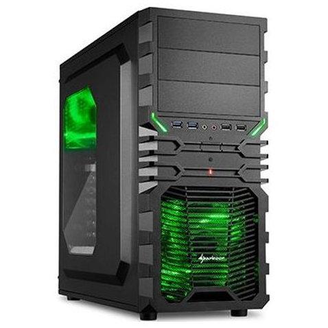 SHARKOON VG4 MIDI TOWER PC CASE