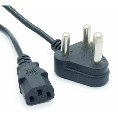 Baobab 3-Pin Desktop Power Cable