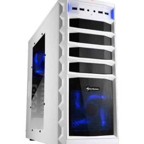 SHARKOON REX3 GAMING ATX MIDI TOWER CASE