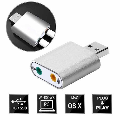 HIFI Magic Voice 7.1 Ch USB Sound Card