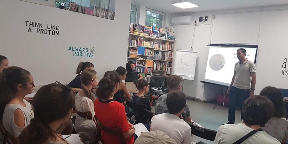 Gratuit 22.08.2020 | Workshop ONLINE Dezvoltare Personală Adolescenţi