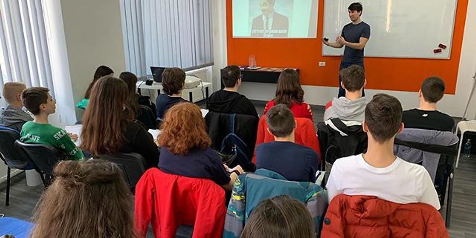 Gratuit 02.05.2020 | Workshop ONLINE Dezvoltare Personală Adolescenţi
