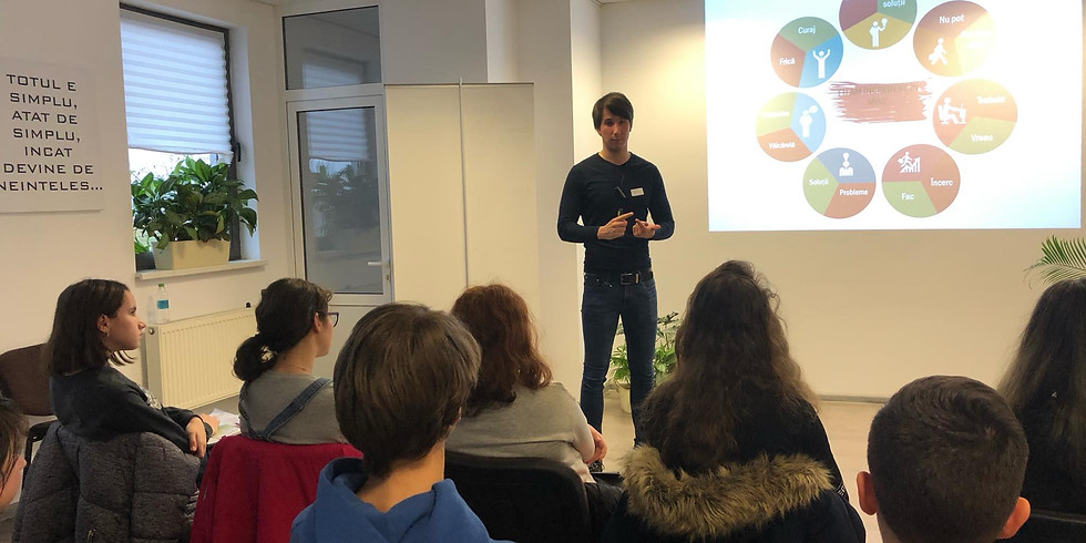 Gratuit 4.01.2020 | Workshop Dezvoltare Personală adolescenţi 13-18 ani  (1)