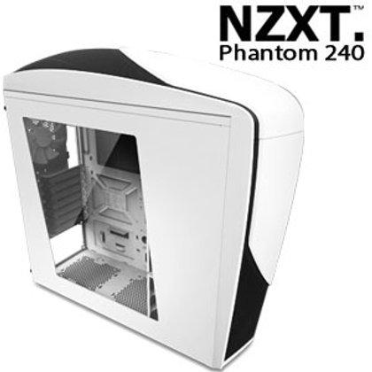 NZXT Phantom 240 Chase WHITE