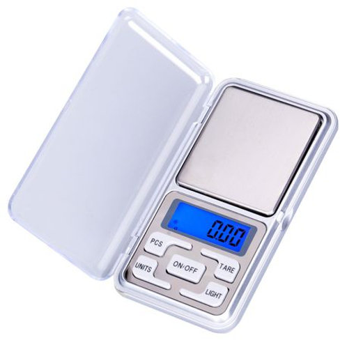 Pocket Diamond Scale