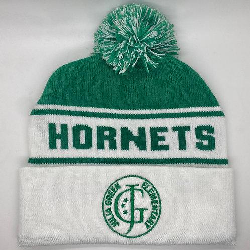Hornets Pom Pom Beanie