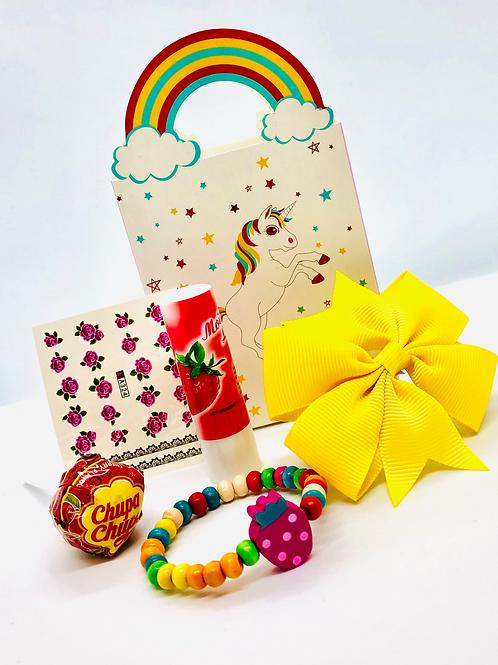 Mini Unicorn gift set