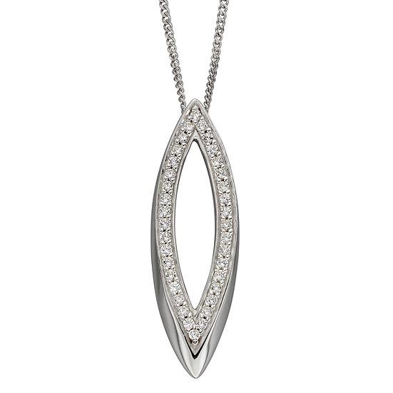 Fiorelli 925 sterling silver necklace