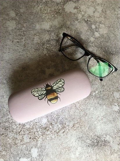 Bee Design Glasses Case