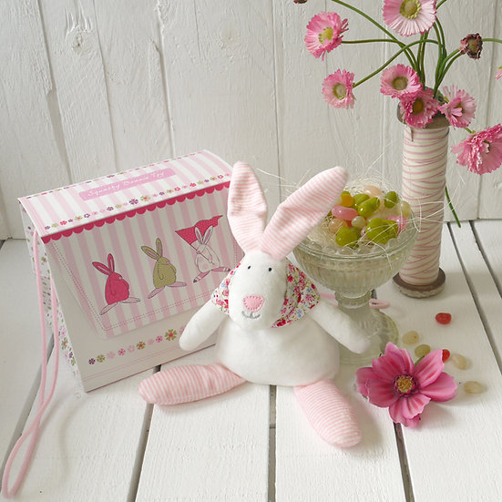Rubie Rabbit Beanie Toy