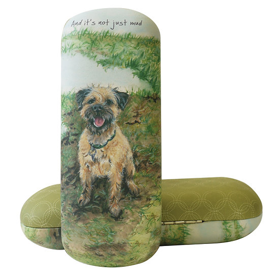 And It's Not Just Mud...Glasses Case