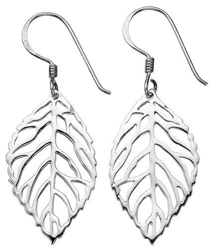 925 Sterling silver drop earrings