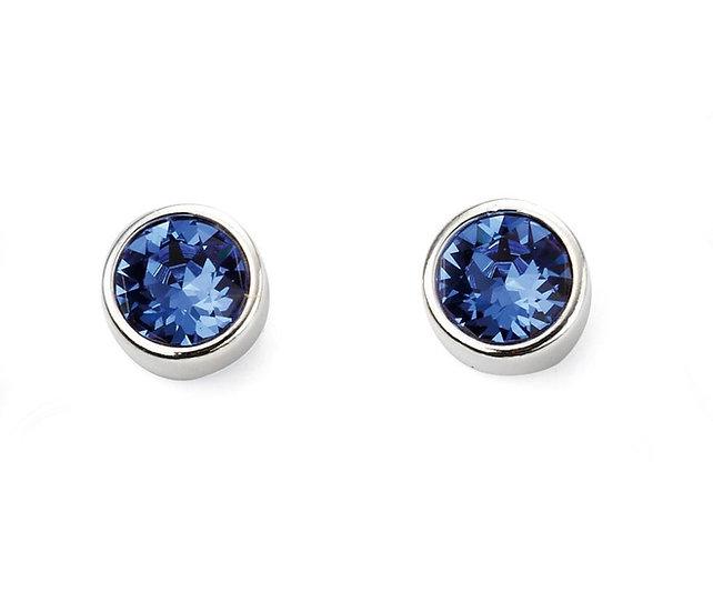 Swarovski Birthstone Stud Earrings