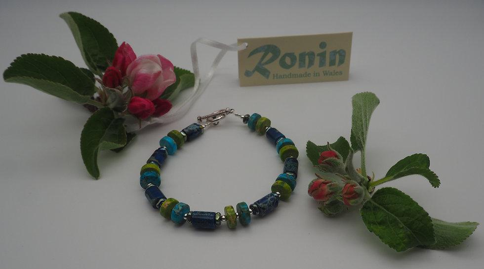 Ronin Jewellery Bracelet (Marvel/blue)