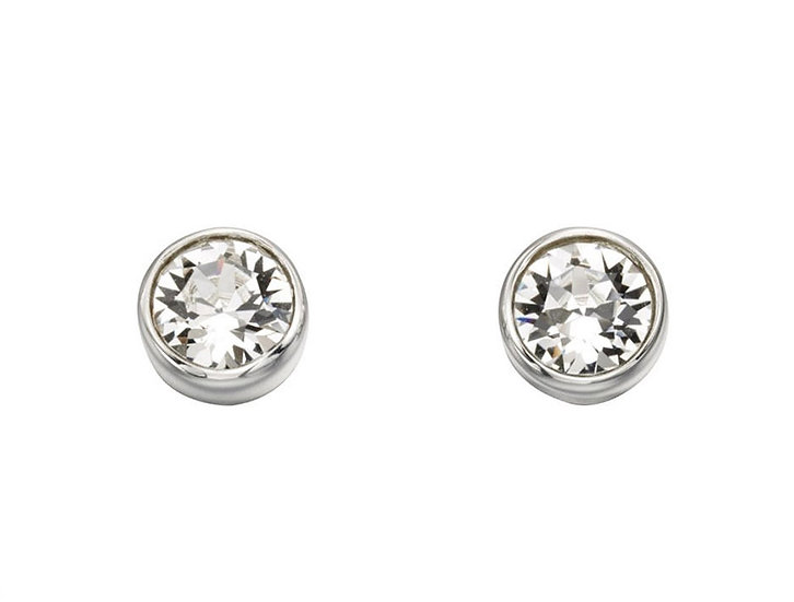Swarovski Birthstone Stud Earrings