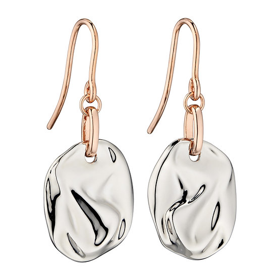 Fiorelli 925 sterling silver earrings