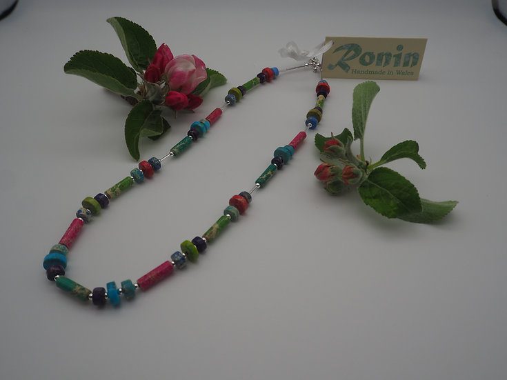 Ronin Jewellery Necklace (Marvel/pink)