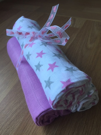 3 Muslin Gift Set