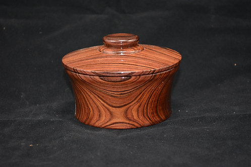 Amazing Handmade Kingwood Shaving Soap Bowl