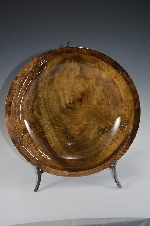 Magnificent Oregon Myrtle Burl Bowl