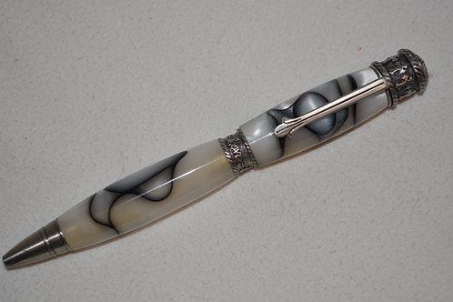 Handmade Faith Hope Love  Acrylic Ball Point Pen