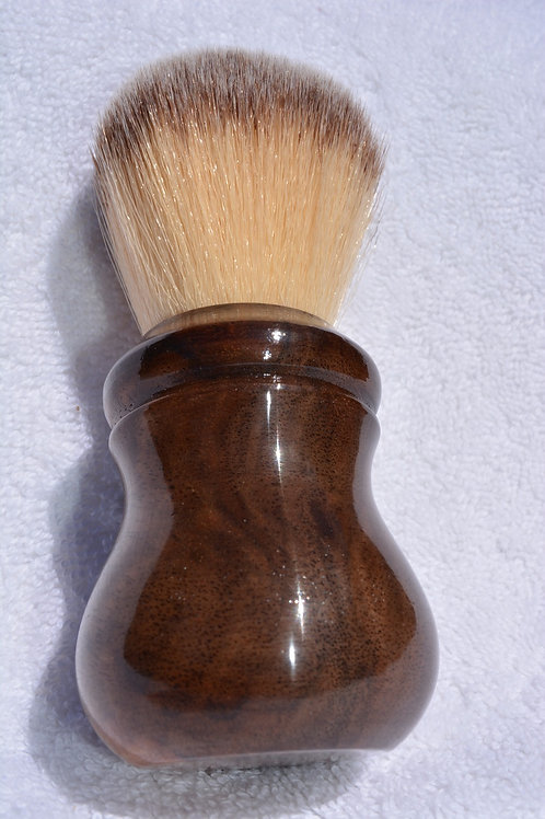 """""""Goliath"""" Claro Walnut  Large Shaving Brush"""