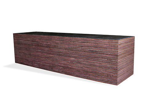 Black Velvet Colorwood Sample