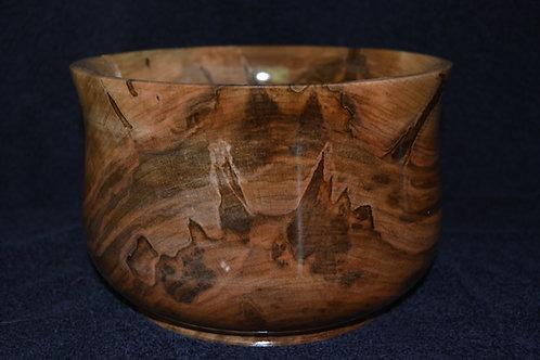Beautiful Handmade Ambrosia Maple Yarn Bowl