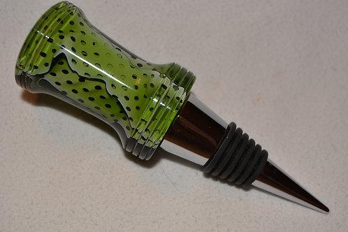 Handmade Wine Bottle Stopper