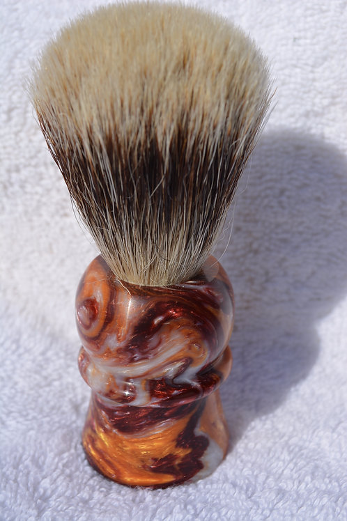 """Awesome Themed Shaving Brush """"Dragons Breath"""""""