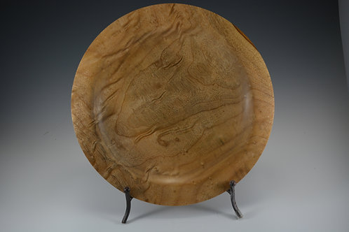 Beautiful Camphor Wood Platter Highly Figured