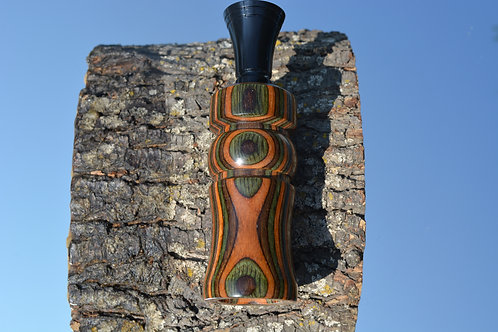 "Beautiful Handmade ""Doug Dynasty"" Duck Call"