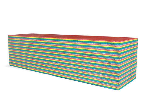 Confetti Colorwood Sample
