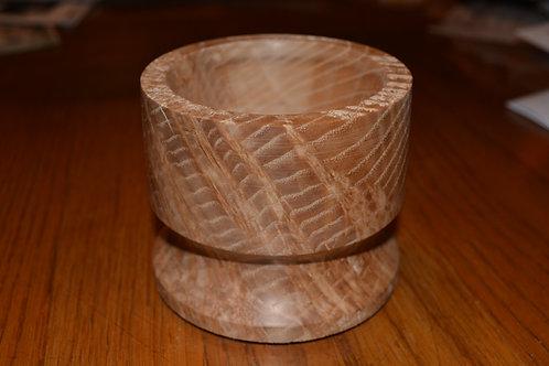 Oregon Big Leaf Maple Burl Shaving Bowl
