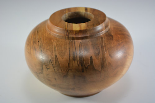 Handmade Ambrosia Maple Vase/ Pet Urn