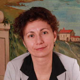 Antonia Mirtcheva, Treasurer