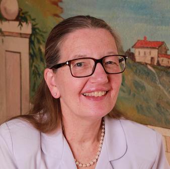 Kathy Maron-Wood, Vice President, Membership
