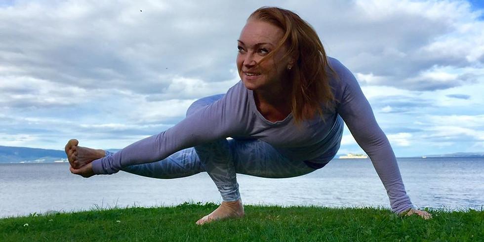 Vinyasa - Yoga flyt