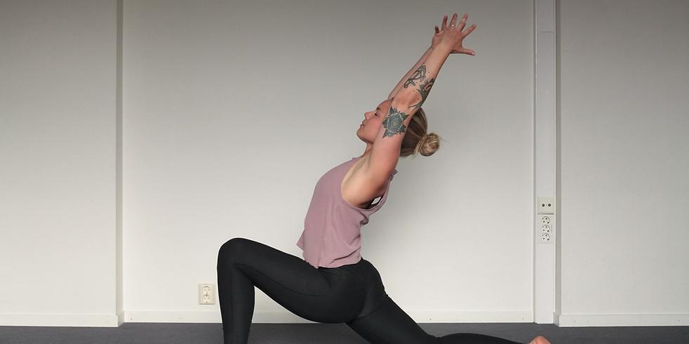 Vinyasa Yoga Pop-up klasse