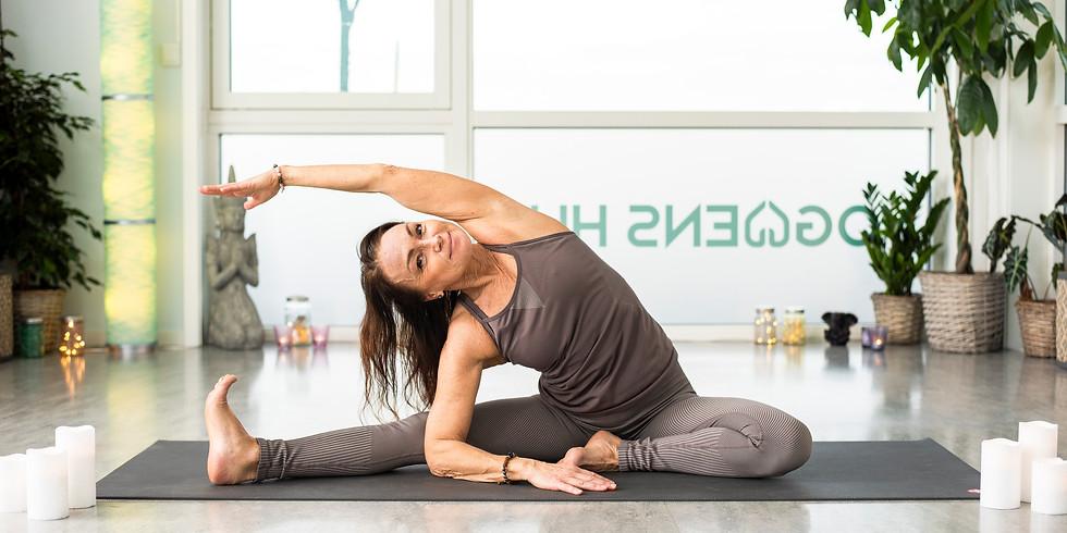 Myk yoga med Yin