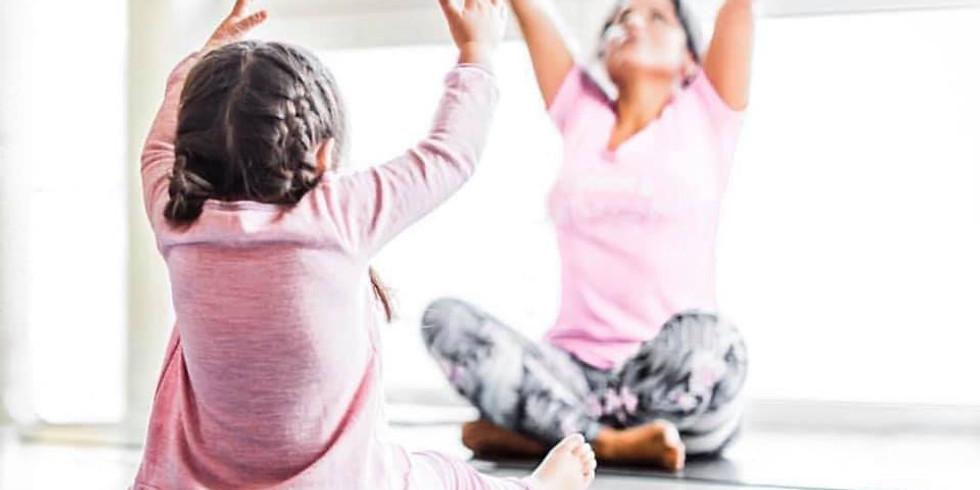 Yoga for barn 4-8 år