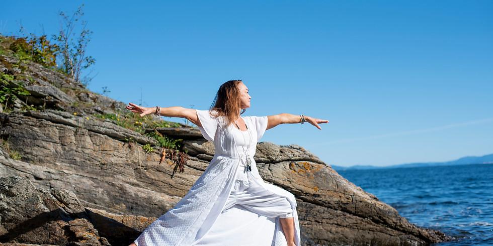 Yogaflyt med styrke, balanse og avspenning