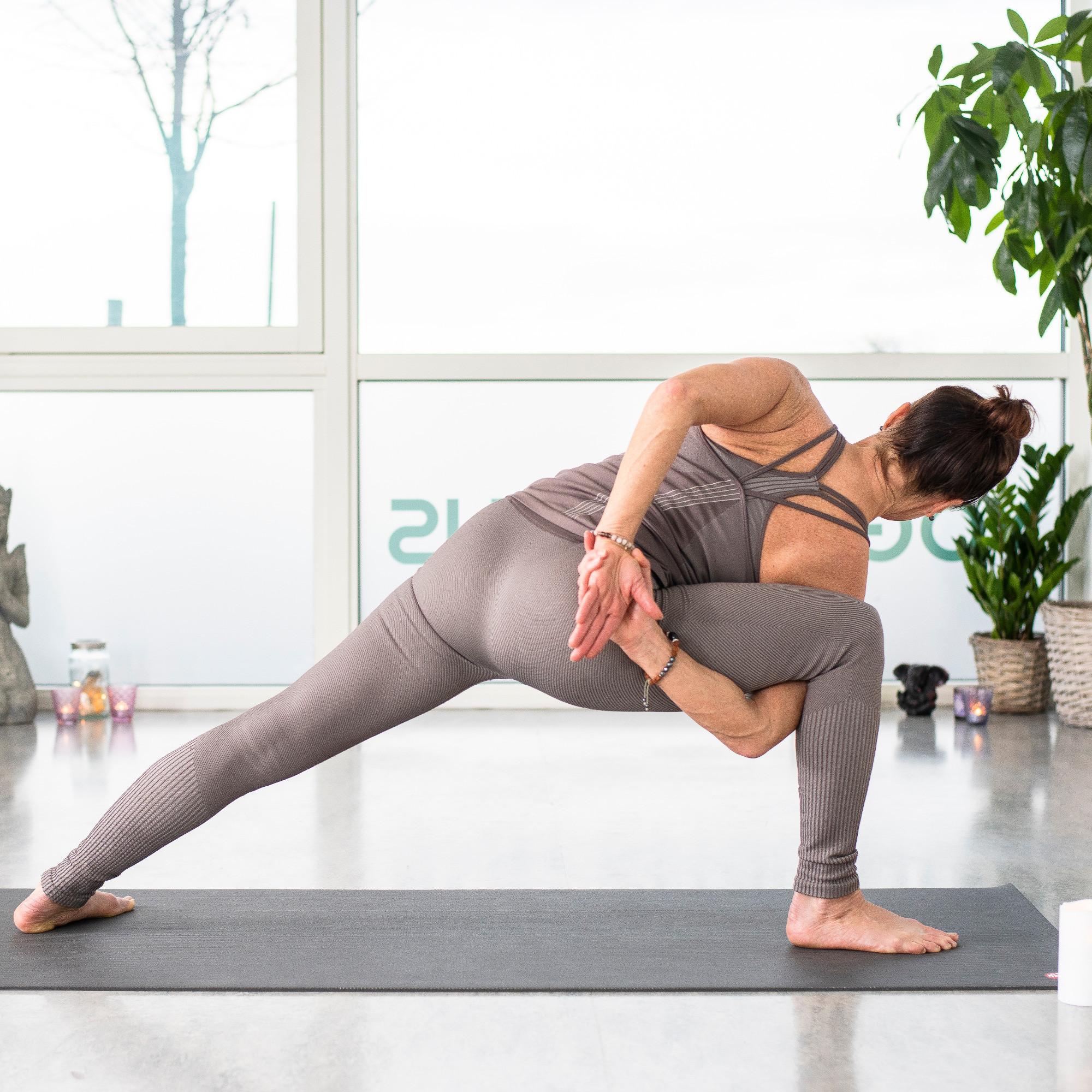 Yogaflyt med styrke