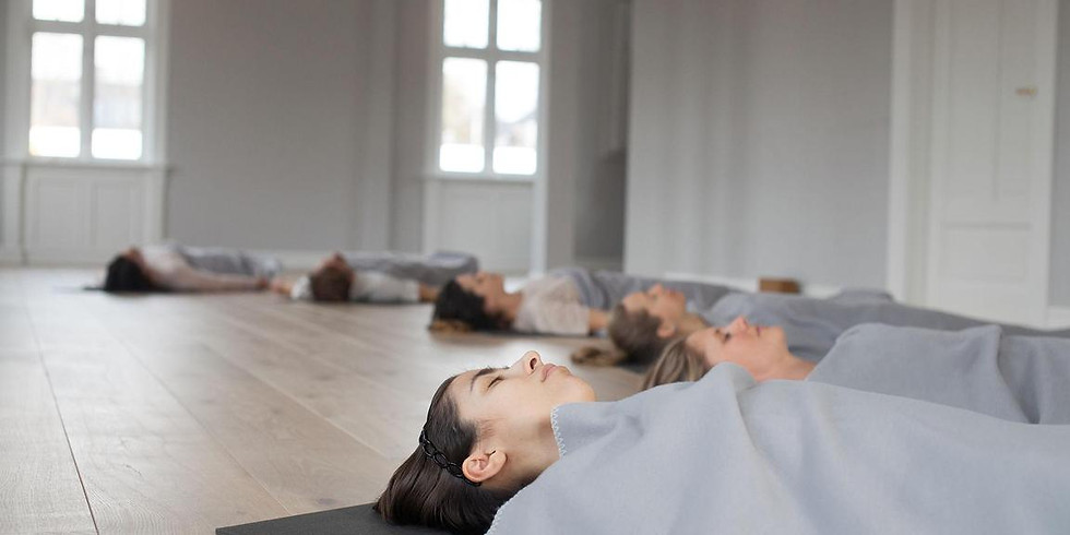Restore + Yoga Nidra Teacher Training
