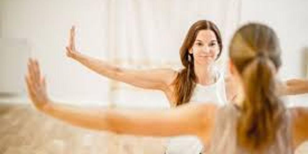 Holistisk Yoga for ÅRSTIDENE med Anneli Mjøen