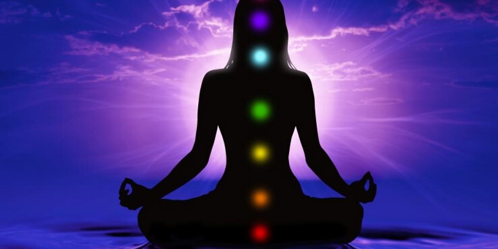 Chakra balanse - myk yoga med yin